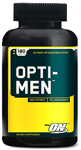 Optimum Opti-Men  Vitamin