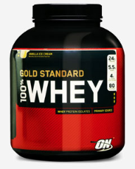 Optimum 100% Whey Protein 5lbs