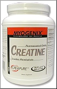 Myogenix Creatine 1000g